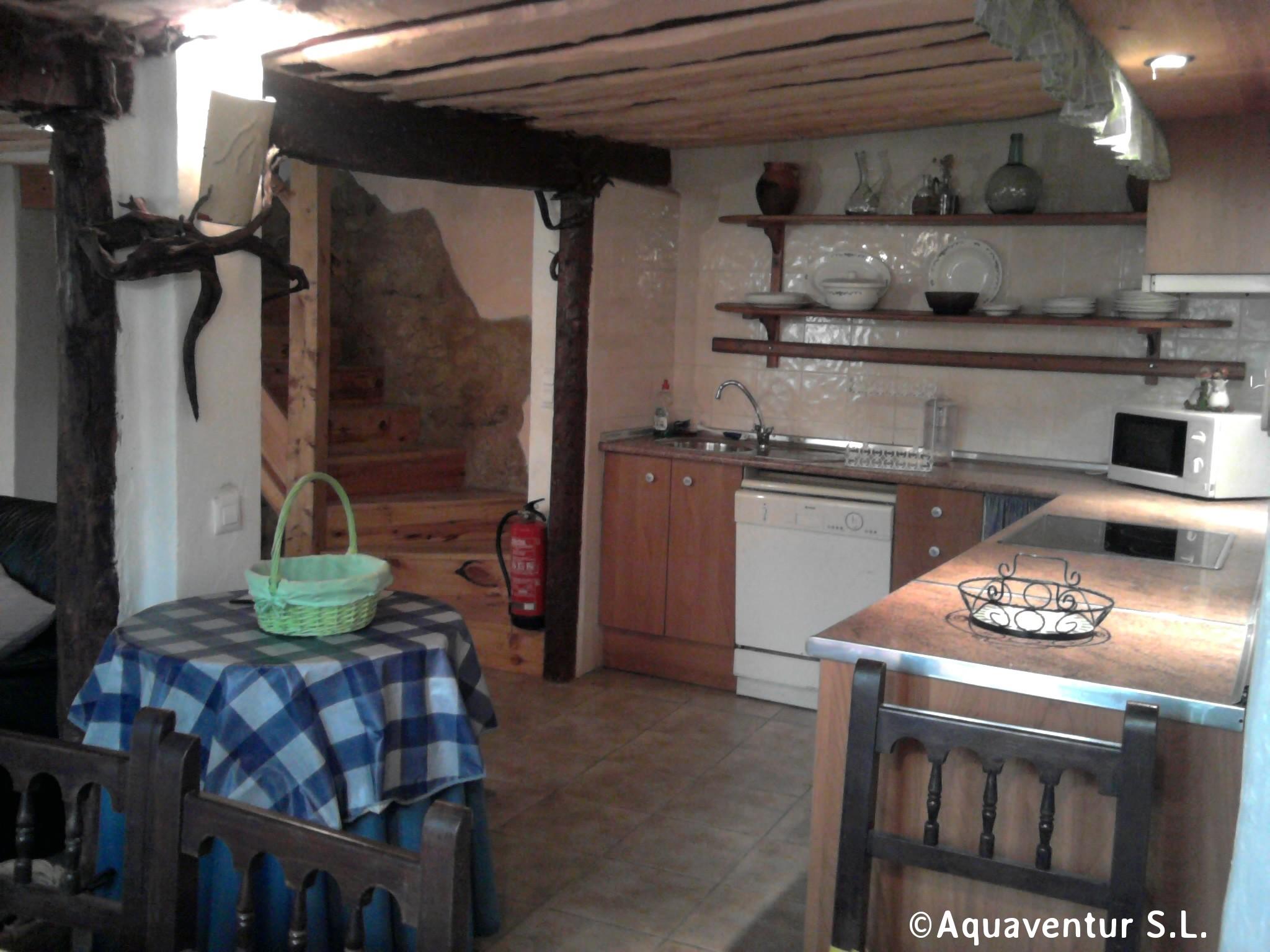 Casa de los piraguistas - Cocinas de pueblo ...