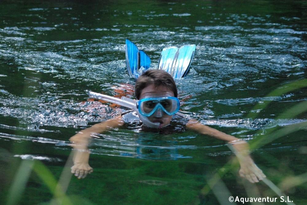 Snorkel en rio