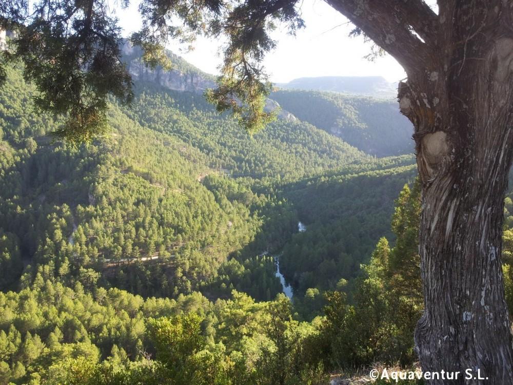 Ventana al valle del Tajo
