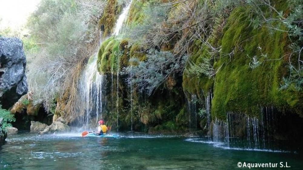 Fuente de las Tobas, rio Tajo